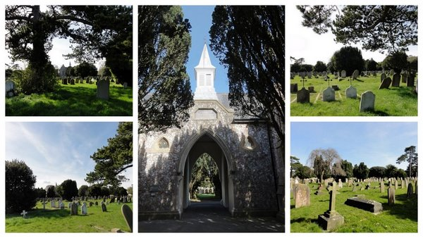 SFriends of Broadwater and Worthing Cemetery